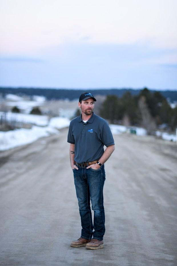 Columbine survivor Josh Lapp was a ...