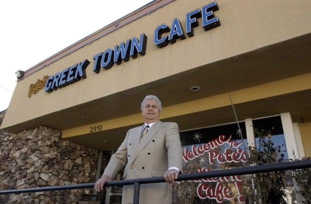 Pete Contos Dies Owner Of Pete S Kitchen Satire Lounge In Denver Was 85