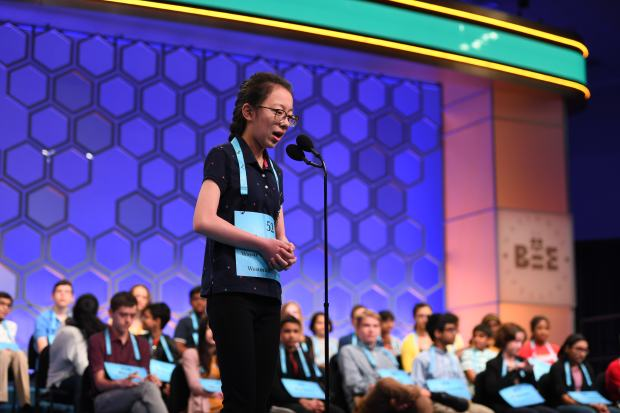 scripps national spelling bee finals  2 colorado kids make