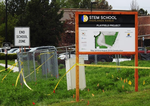 STEM School Highlands Ranch Playfield Project ...