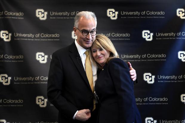 University of Colorado Regent Sue Sharkey ...
