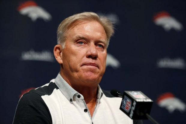 John Elway, general manager of the ...