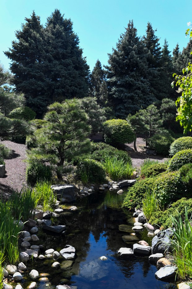 The Shofu-En within Denver Botanic Gardens ...