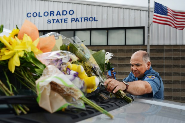 Driver of pickup truck that hit, killed Colorado trooper was in left lane, CSP says