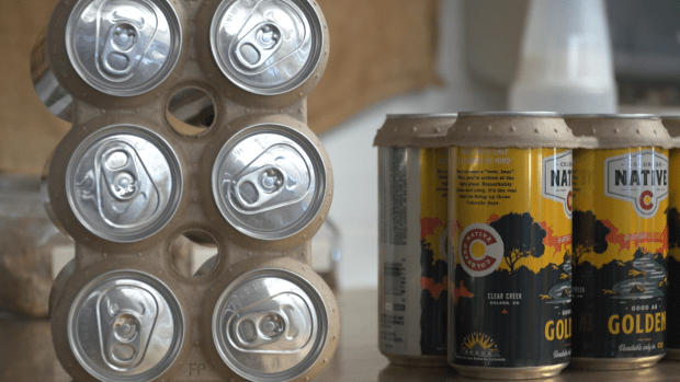 MillerCoors working to develop biodegradable rings for beer cans to reduce plastic