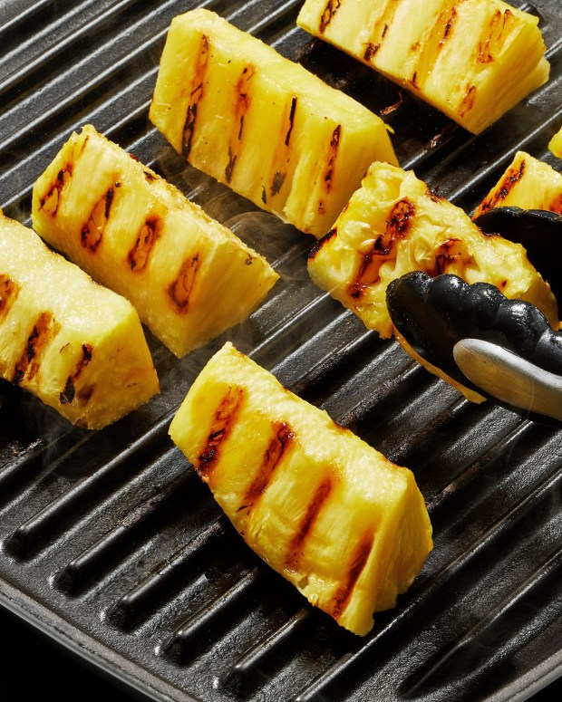 How to use a grill pan. ...