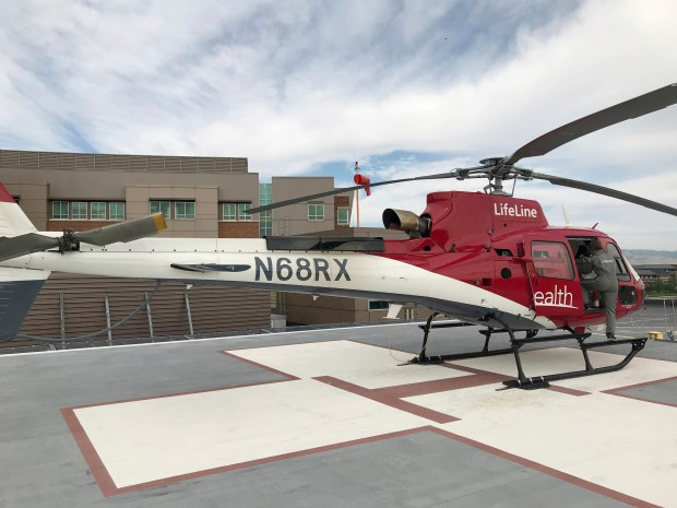 Summer can be challenging for Loveland medical chopper crews