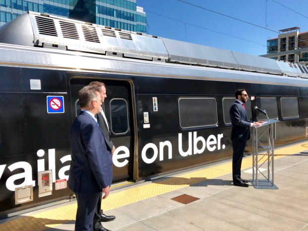 Uber gave its Denver-area users easy access to transit info and tickets, and now more are using RTD