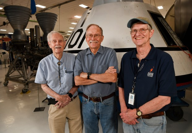 "Coloradans recall their roles in mankind's ""greatest adventure"" 50 years after Apollo 11 landing"