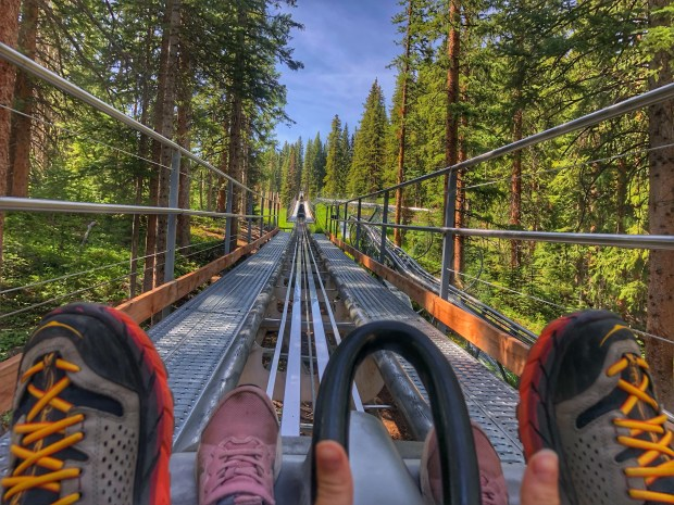 A family-friendly travel guide to Snowmass Village's Lost Forest