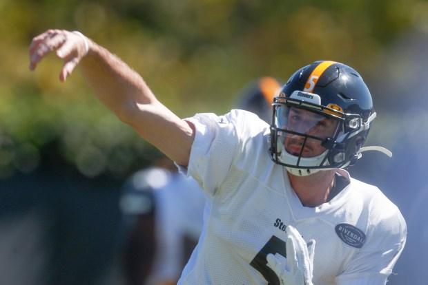 Pittsburgh Steelers new practice squad quarterback ...