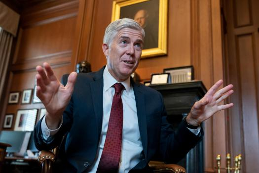 neil gorsuch rues loss