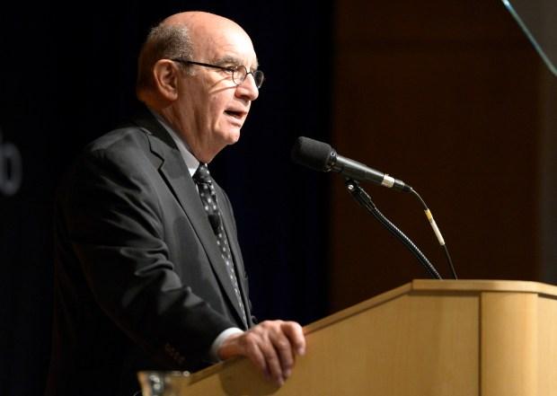 University of Colorado Chancellor, Phil DiStefano, ...