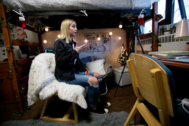 Colorado State University pays students to vlog in bid to turn young YouTube viewers into Rams