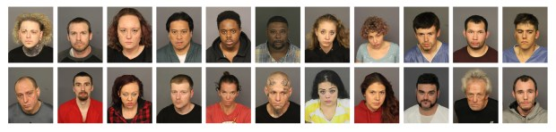 2 dozen people indicted in Denver drug ring, accused of stealing cars, IDs and guns