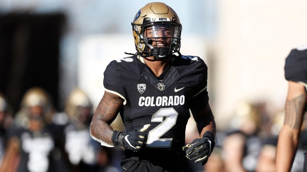 Colorado wide receiver Laviska Shenault Jr. ...