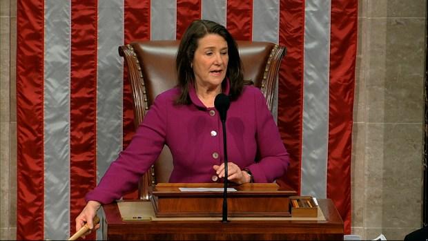 Rep. Diana DeGette, D-Colo., the Speaker ...