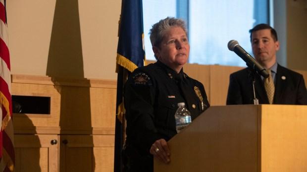 Interim Aurora Police Chief Vanessa Wilson ...