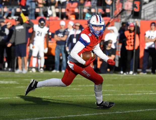 Cherry Creek WR Chase Penry (6) ...