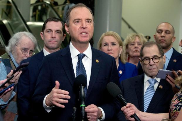 House Intelligence Committee Chairman Adam Schiff, ...