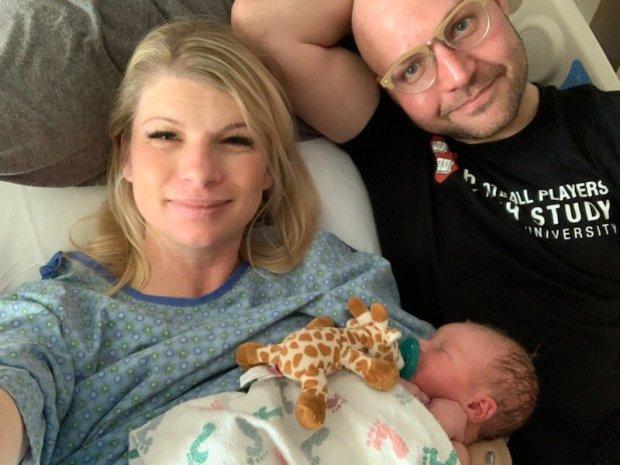 Despite a birth by a Colorado legislator, paid family leave bill feels labor pains