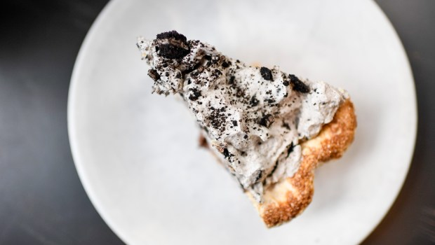Cookies and cream pie at Ginger ...