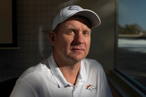 Matt Russell, Broncos director of player ...
