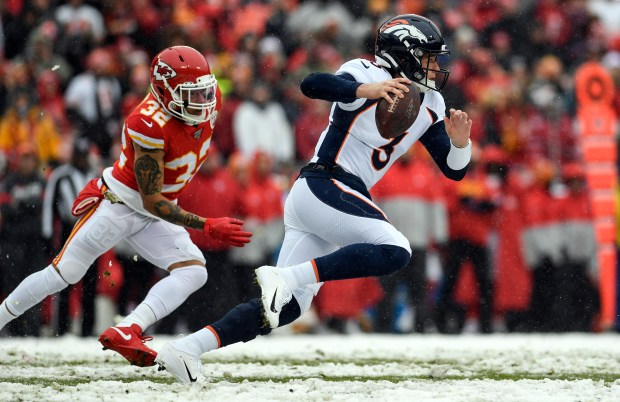 """Drew Lock, the next big thing? Colin Cowherd thinks Broncos QB is about to """"pop."""""""