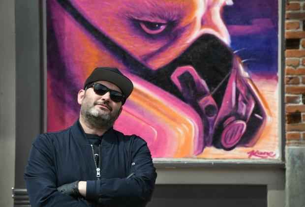 Artist Patrick Kane McGregor immortalizes his ...