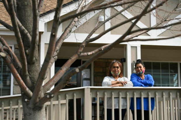 Meet the Castle Rock sisters on the front lines of the coronavirus battle