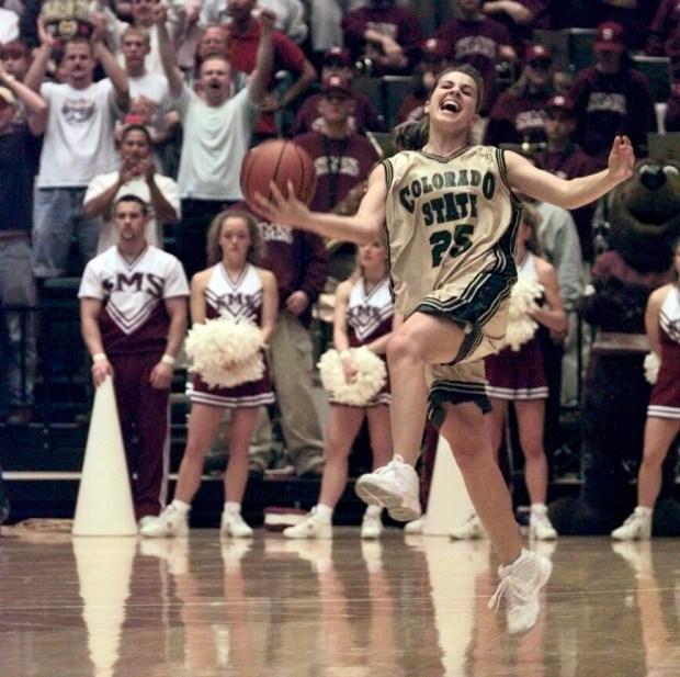 Becky Hammon and the CSU women ...