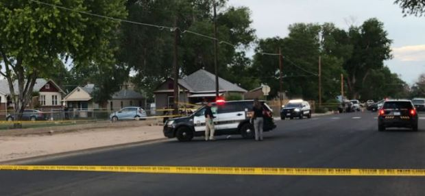 Pueblo police fatally shoot man they say pointed gun at officer, may have fired
