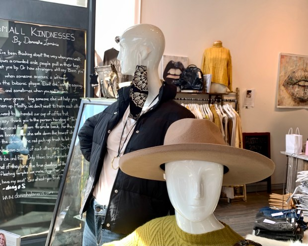 Denver retailers, shoppers weigh in on the COVID-born outlet for self-expression 4