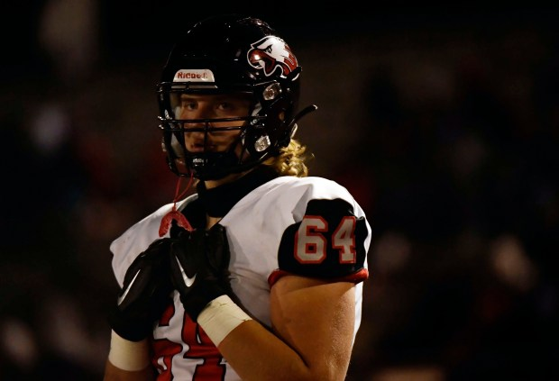 "Braden Miller, Kaden Weatherby continue Eaglecrest tradition of elite offensive linemen: ""We call them the twins"""