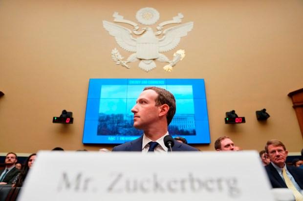 Facebook CEO Mark Zuckerberg testifies ...