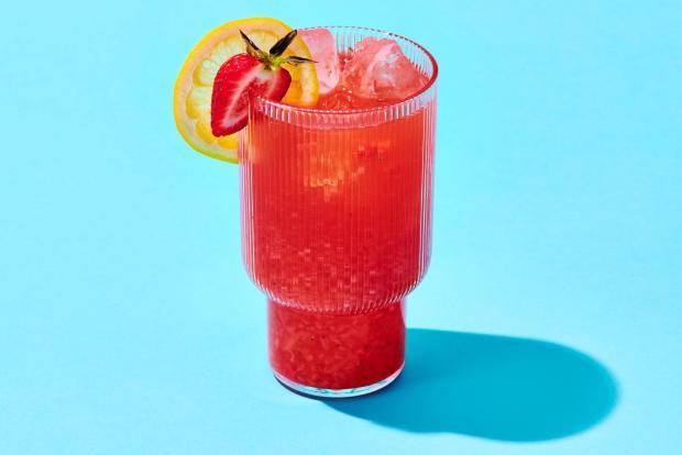 Strawberry Lemonade in New York, May ...