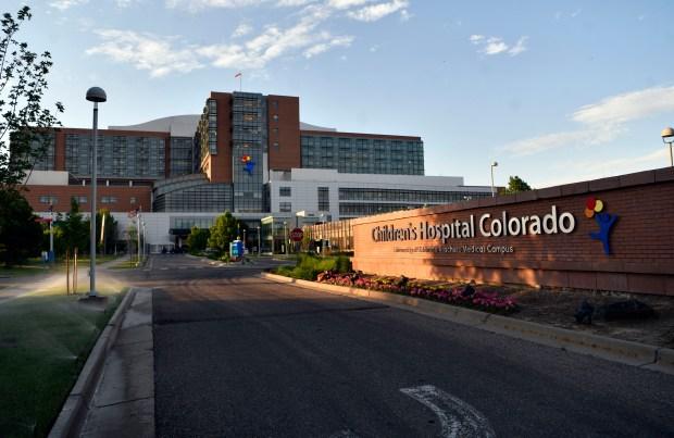 Children's Hospital Colorado on the Anschutz ...