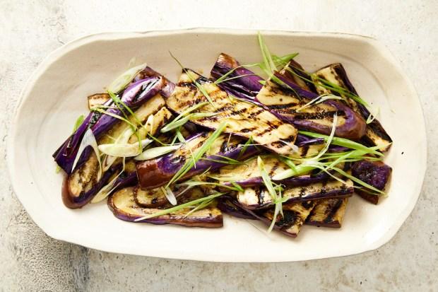 Bulgogi eggplant in New York on ...