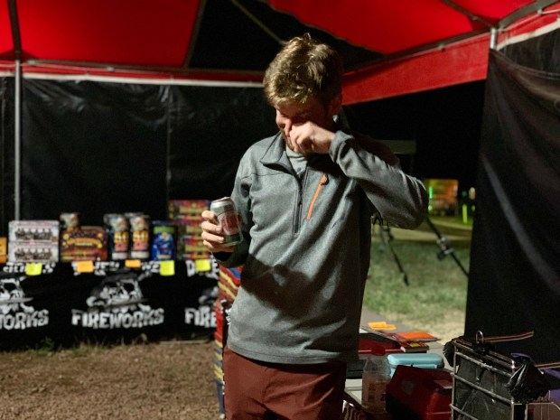 IMG 9808 - Who buys fireworks at 3 a.m.? Inside a 24-hour fireworks tent in Colorado