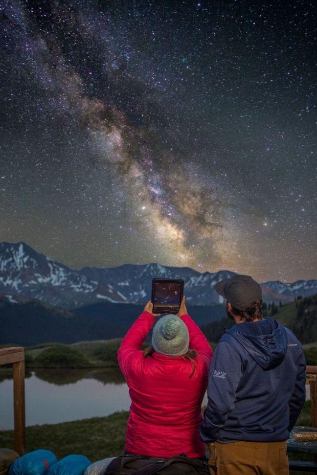 Copper Mountain's Ales & Astronomy series ...