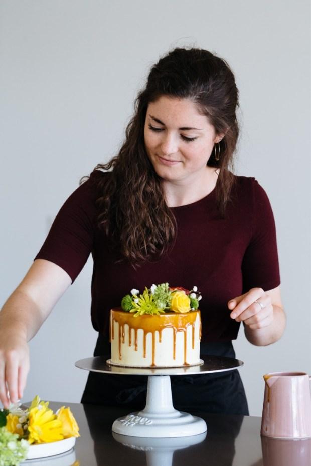 Elana Berusch is the baker behind ...