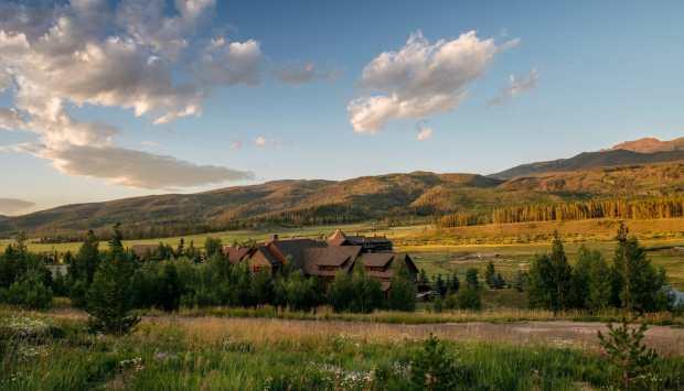 Devil's Thumb Ranch has 6,500 acres, ...