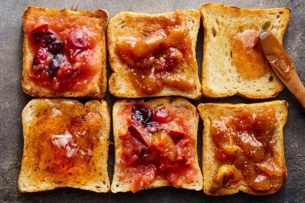 Fig jam with rosemary, plum-ginger freezer ...