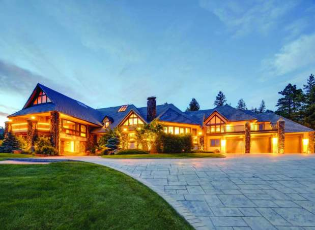 This Evergreen estate was originally listed for $7 million in 2019 and sold for $5.05 million in September.