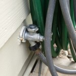 Denver Realtor recommends dis-connecting hoses