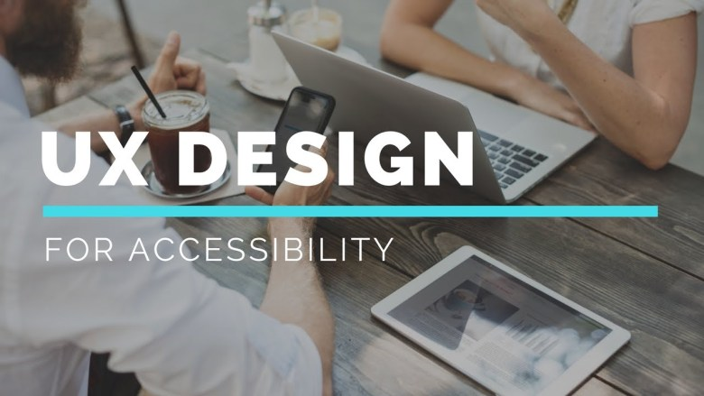 UX Accessibility Design Class Cover Image