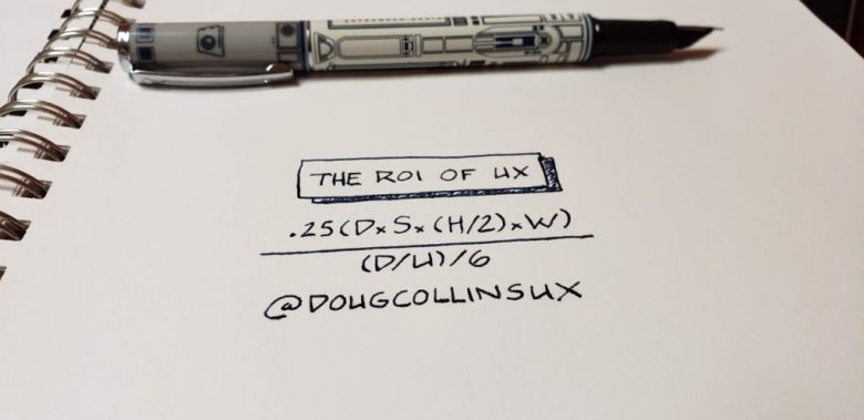 The ROI of UX