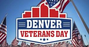Denver Veterans Day | November 12-13, 2016