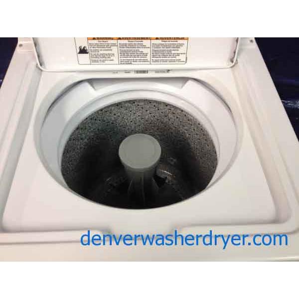 Galaxy Washer by Whirlpool 24 inch rare unit  1257