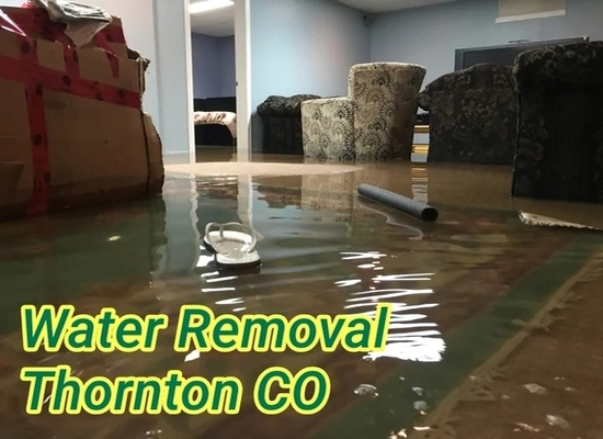Water Removal Thornton CO